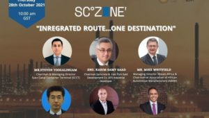 SCZONE's distinct location around the Suez Canal where almost 12% of the international trade passes through, grants the investors access to major international markets, through its 6 ports on the
