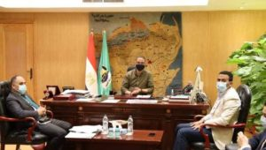 رئيس جهاز شئون البيئة بجولة تفقدية بمحافظة الفيوم للوقوف على الأوضاع البيئية   ويلتقى بالدكتور أحمد