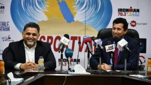 بيان صادر عن وزارة الشباب والرياضة:  وزير الرياضة يدشن النسخة الأولي من مهرجان البحر الأحمر لفعاليات