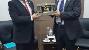 بيان صادر عن وزارة الدولة للإنتاج الحربي:  وزير الدولة للإنتاج الحربي يشارك في فعاليات افتتاح معرض ADEX 2021
